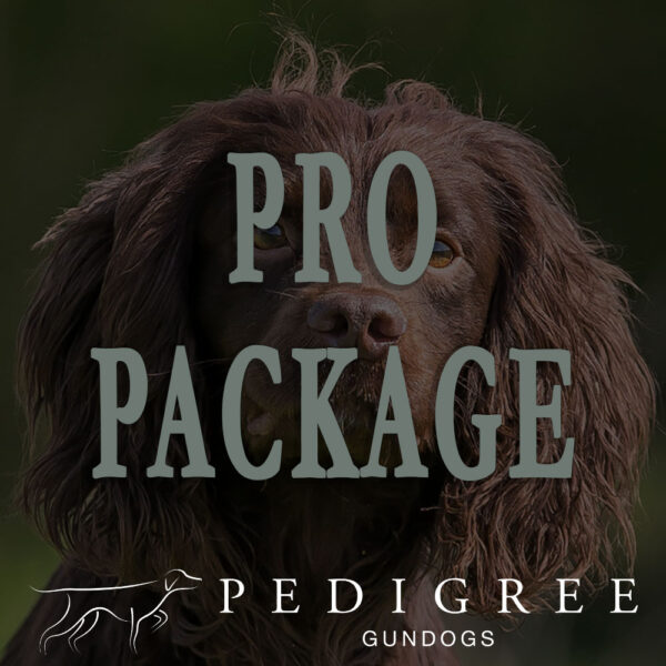 Pedigree Gundogs - Pro Package